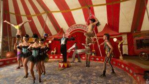 Venardos Circus in Columbia County GA