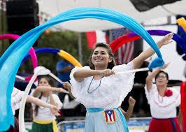 Hispanic Festival at at Evans Towne Center Park