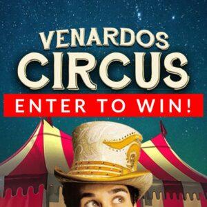Venardos Circus contest