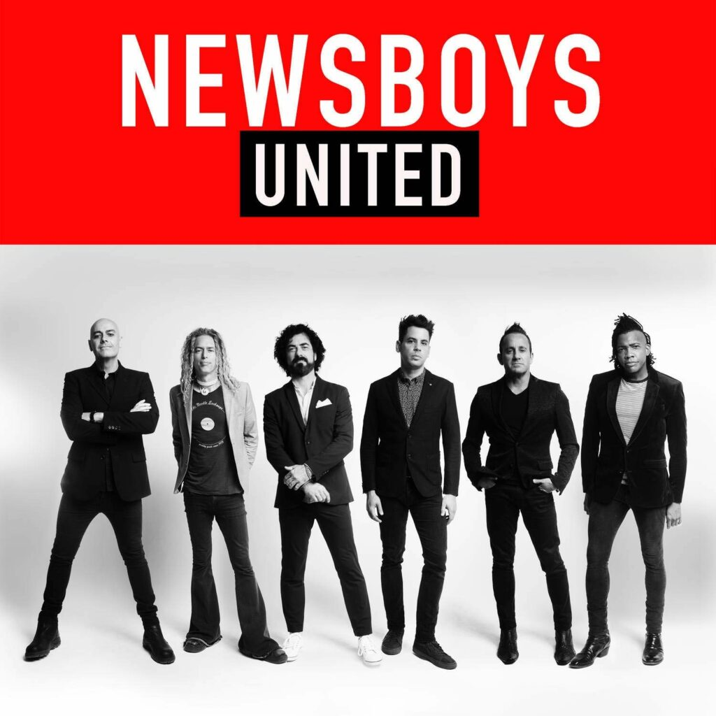 Newsboys at Evans Towne Center Park