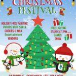 Logo Christmas Festival